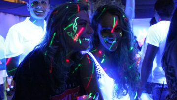 Glow in The Dark - 2013